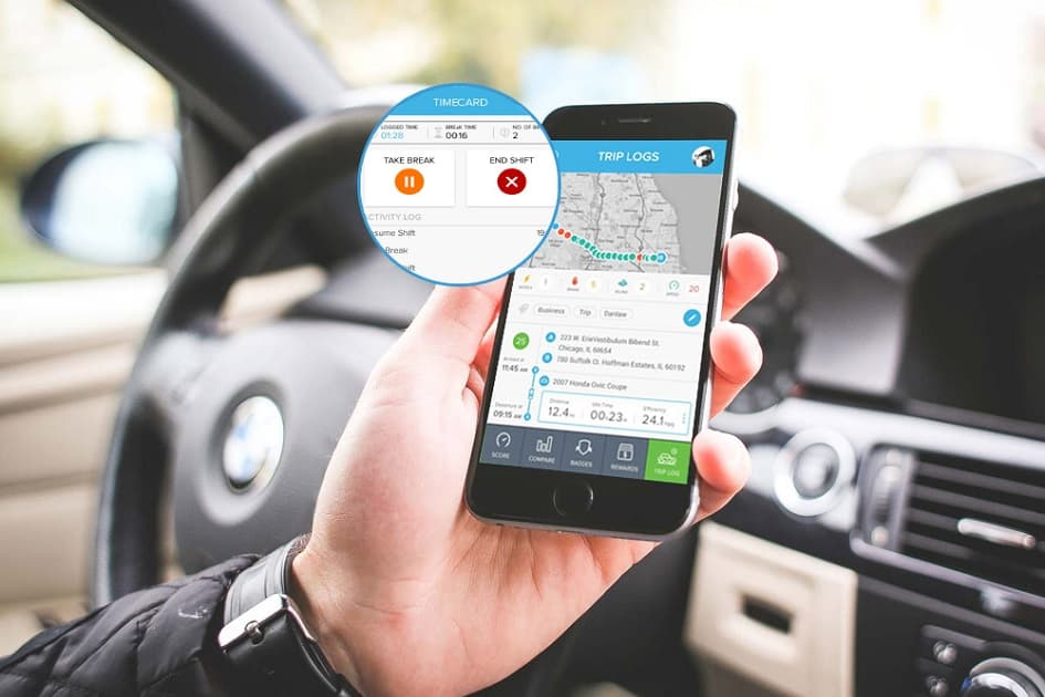 Why a GPS Fleet Tracking App Is Key to Efficient Fleet Management